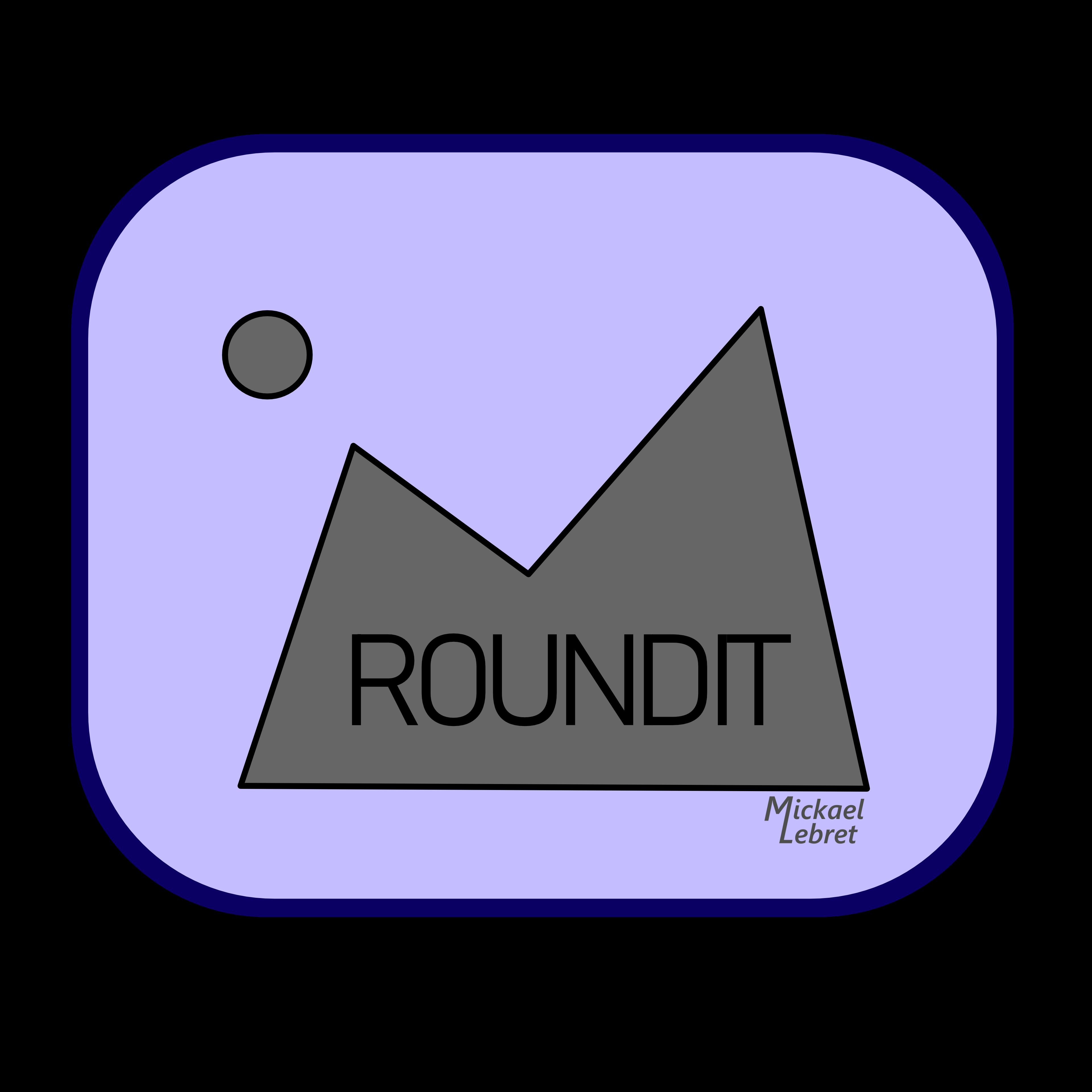 Logo de Roundit